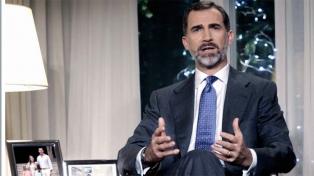 El Rey de España expresó a Macri su pesar por las víctimas