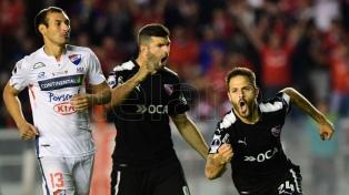 Independiente volvió a ganar y pasó a semifinales de la sudamericana