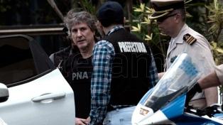 El abogado de Boudou insistirá con la nulidad de su detención