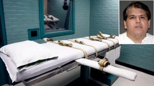 Ejecutaron al mexicano condenado a muerte