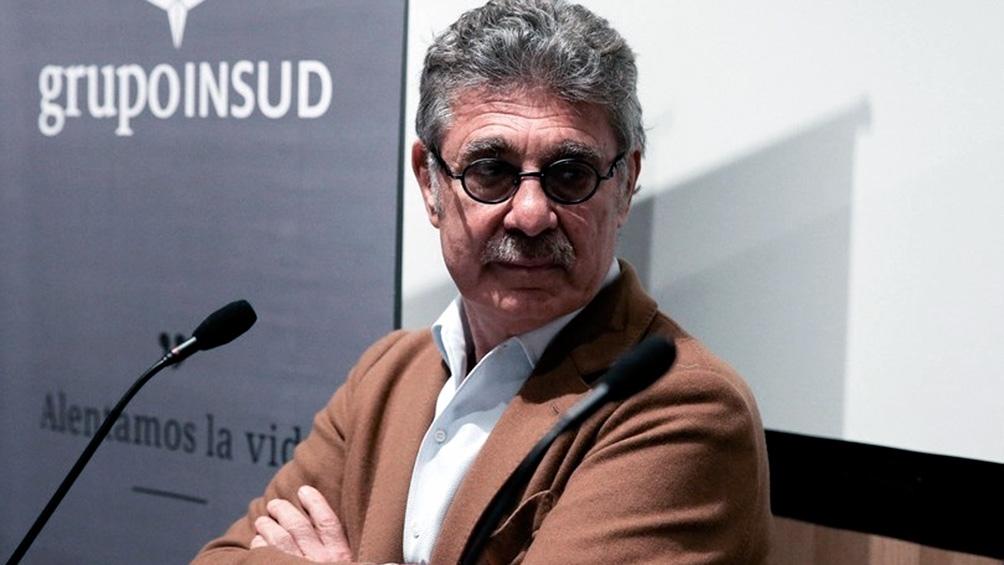 Hugo Sigman CEO del Grupo Insud
