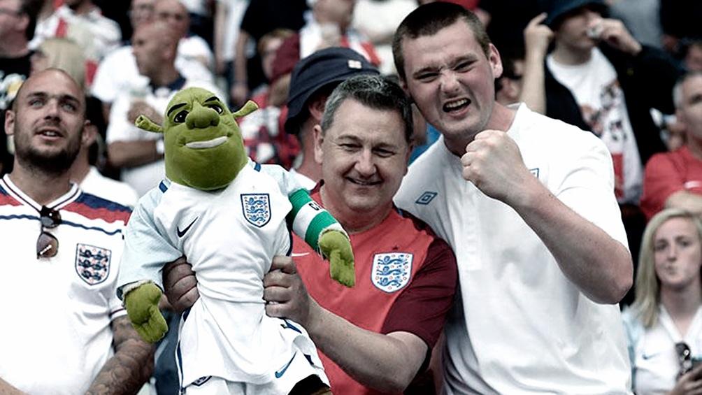 Los hinchas ingleses podrán disfrutar de los partidos en la cancha.