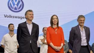 """Macri: """"La Argentina se aleja de cualquier tipo de incumplimiento, trampa y estafa"""""""