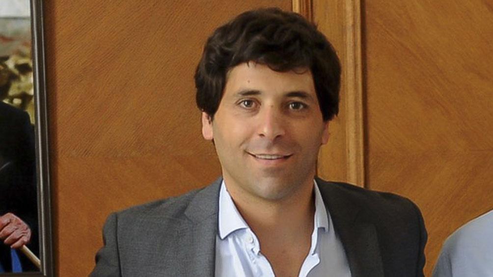 Tras la crítica de Macri, el diputado Sebastián García de Luca (Juntos por el Cambio) fue el elegido para responder por sus dos jefes políticos.
