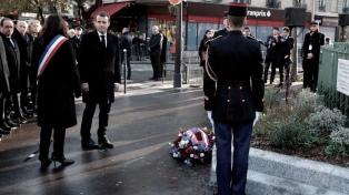 Se cumplen tres años del atentado a Charlie Hebdo