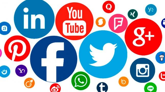Redes Sociales en tu blog.