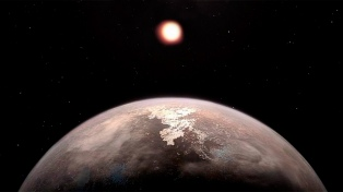 Descubren un nuevo planeta a 11 años luz que puede albergar vida
