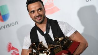 """""""Despacito"""" fue la reina del 2017 hasta en los Grammy Latinos"""