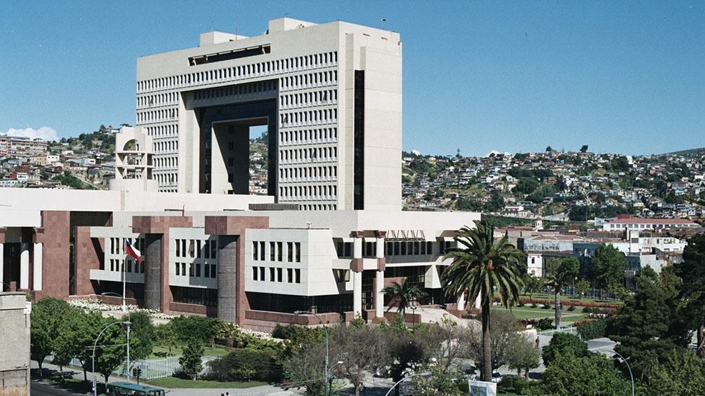Congreso de Chile en Valparaíso