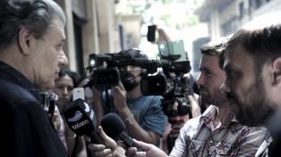 Secuestran bienes a Víctor Hugo Morales para pagar una sentencia al Grupo Clarín