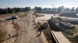 Desembolsan US$ 400 millones para obras viales en Buenos Aires, Santa Fe, Córdoba y Mendoza