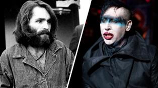 Confundieron la muerte de Charles Manson con la de Marilyn Manson