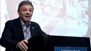 Cabrera negociará en EEUU la exención definitiva de los aranceles al acero y aluminio