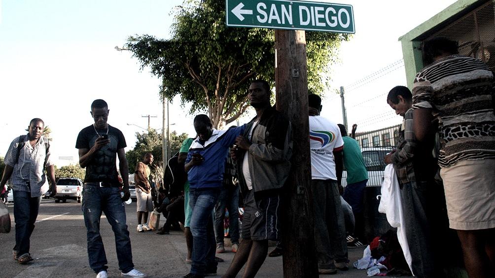 Haitianos deportados intentaron asaltar un avión para volver a EEUU