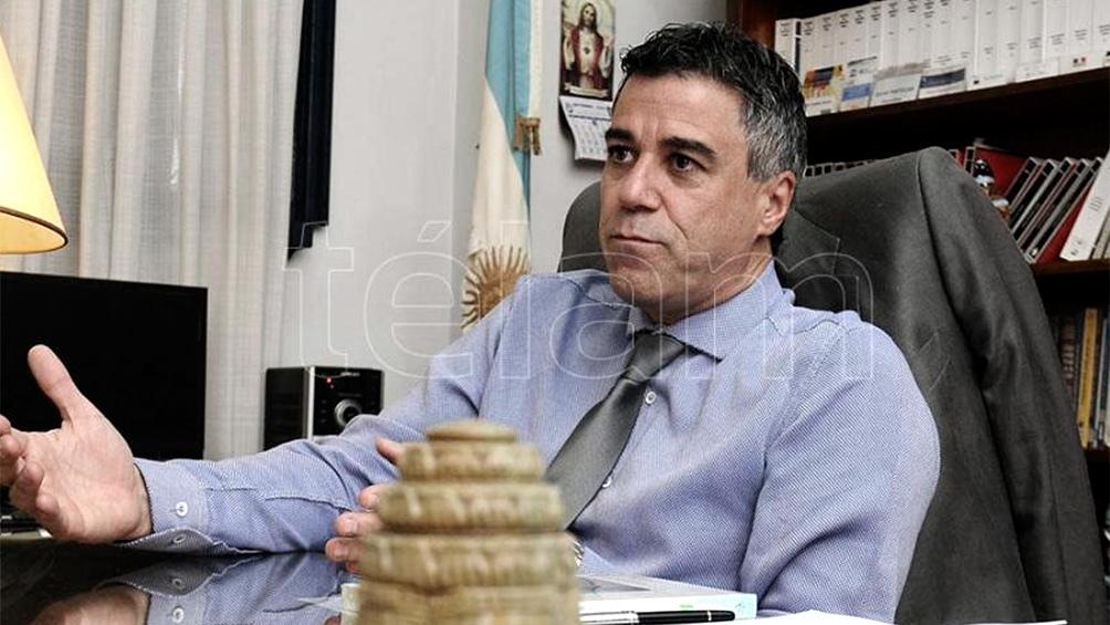 """El juez federal Daniel Rafecas quedó a cargo de la causa en la que se investiga la supuesta """"Operación Puf"""""""
