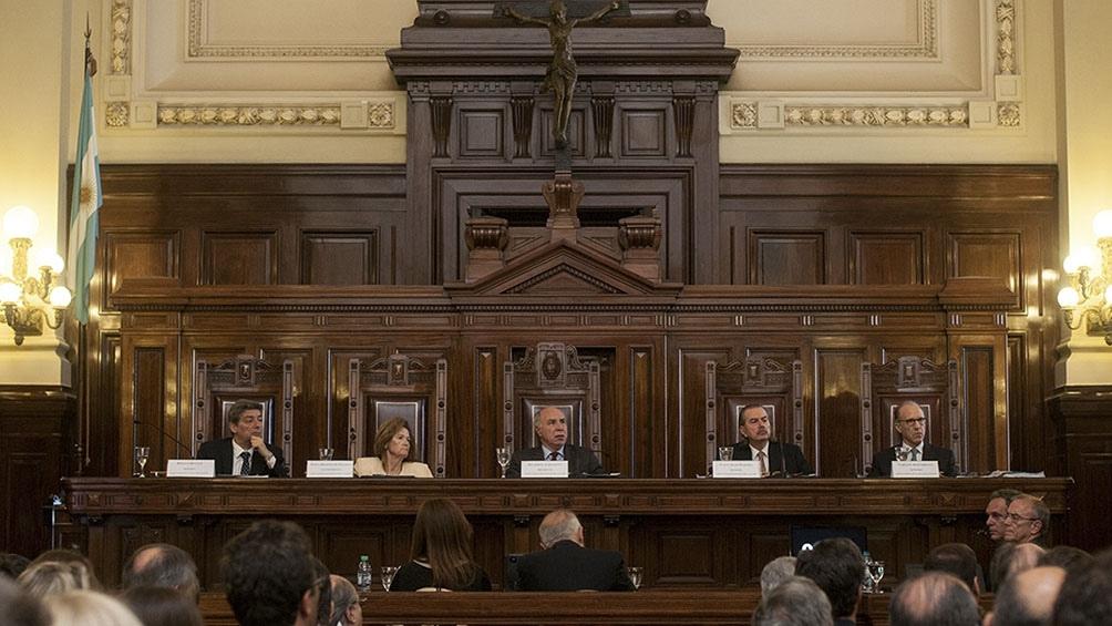 La Corte cita a Ciudad y Nación a una audiencia de conciliación en causa por coparticipación
