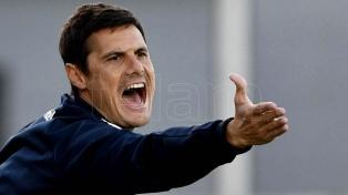 Lucas Nardi presentó su renuncia y Quilmes se quedó sin técnico
