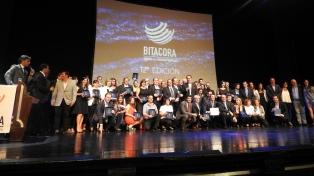 Aerolíneas Argentinas se llevó el platino en los Premios Bitácora al Turismo