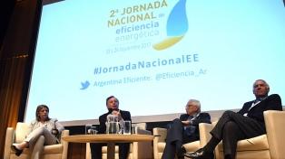 Para Aranguren, la eficiencia energética dará competitividad a la industria