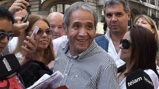 """Palazzo dijo que la CGT """"ya está dividida"""", porque """"en los hechos no hay unidad"""""""