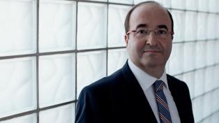 El líder de los socialistas catalanes aspira a gobernar en minoría