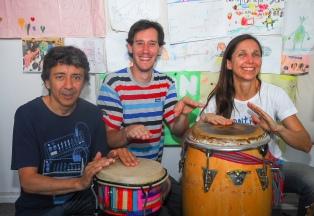 Canticuénticos ultima su cuarto disco y despide el año en Buenos Aires