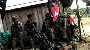 Piden la captura de tres jefes del ELN por el crimen de un líder indígena