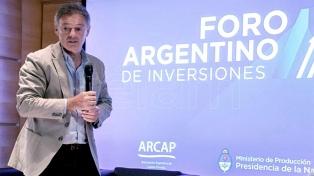 """Cabrera: """"La Argentina debe ser parte de la cuarta revolución industrial"""""""