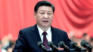 Xi prometió apuntalar el protagonismo internacional del país en 2018