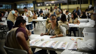 El ente electoral considera subjetivo el informe OEA sobre las presidenciales