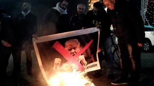 Abbas no recibirá al vicepresidente de EEUU tras el reconocimiento de Jerusalén como capital israelí
