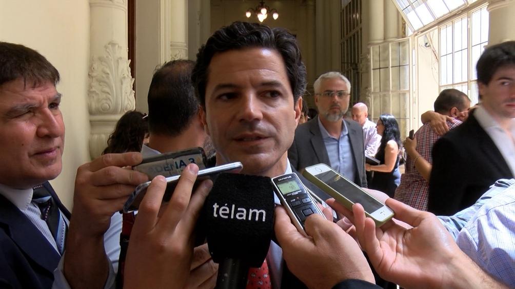 Laspina justifico la abstención de JxC en la votación del presupuesto 2021