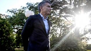 Macri pasa el fin de semana largo en Alta Gracia