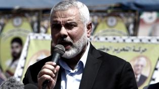 """Washington sumó al máximo líder de Hamas a su """"lista de terroristas"""""""