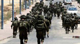 El ejército despliega tropas adicionales en Cisjordania tras discurso de Trump