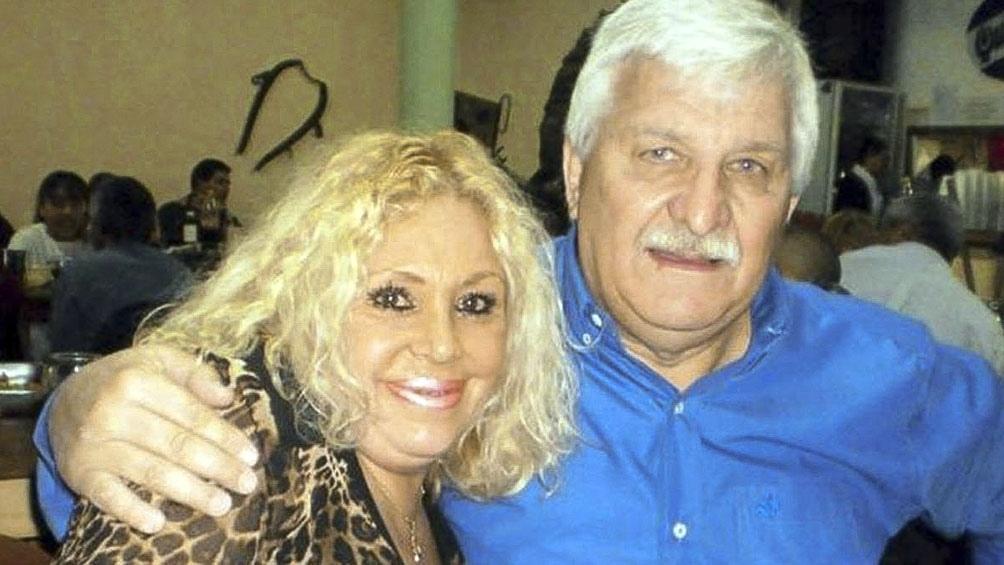 Rubén Carrazzone es acusado del femicidio de su esposa, Stella Maris Sequeira, desaparecida desde 2016.