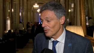 """Para Cabrera, la reunión de Macri con Macron """"es clave para el acuerdo Mercosur-Unión Europea"""""""