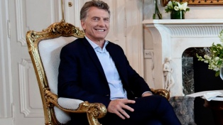 Macri se declaró feliz por lo conseguido en sus dos primeros años de gestión