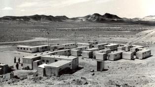 Los campamentos de YPF, motores del desarrollo de la ciudad