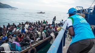 Malta autoriza desembarco de 425 migrantes tras 45 días y la UE tramita su reubicación