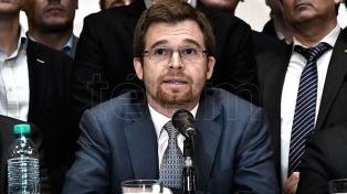 """Massot admitió """"diferencias de formas y estilos de liderazgo diferentes"""" en JxC"""