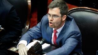 "Massot no ve en el peronismo ""voluntad de ir en contra del DNU"" desburocratizador"