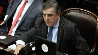"""Negri: Moyano """"tiene que resolver con la justicia"""" las denuncias en su contra"""