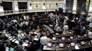Se postergó el dictamen del proyecto de ley de extinción de dominio bonaerense