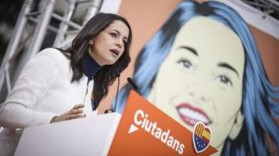 """Ciudadanos, el partido """"unionista"""" sin complejos que busca la victoria"""
