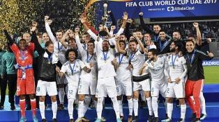 Real Madrid retuvo el título y alcanzó a Barcelona como máximo ganador del Mundial de Clubes