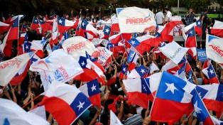 El líder liberal le agradeció a los chilenos la oportunidad de volver a servir al país