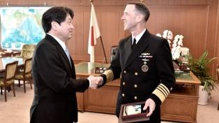 EE.UU y Japón reafirman su alianza frente a Corea del Norte