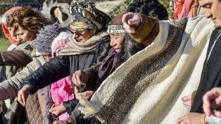 En 180 días completarán el relevamiento territorial de las comunidades indígenas