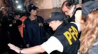 La Justicia Federal dispuso el cese de la prisión preventiva para Pérez Gadín pero seguirá detenido